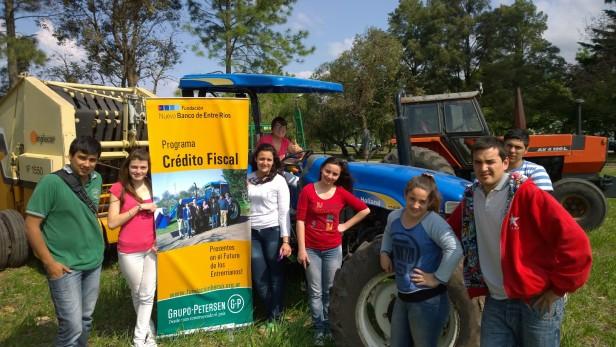 El BERSA patrocinará a siete establecimientos educativos de la provincia