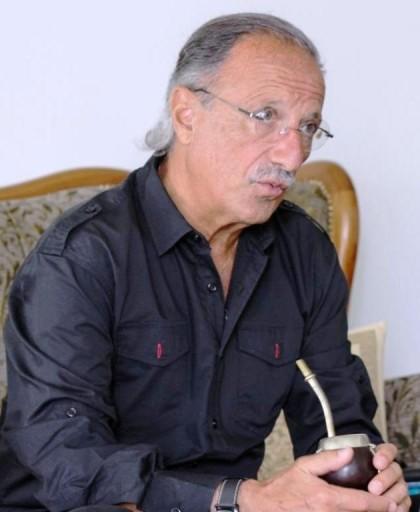 Lucio Godoy le toma la palabra a Urribarri sobre la fecha de las elecciones
