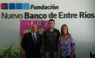 Egresados con Becas del Fundación Nuevo Banco de Entre Ríos