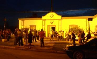 En Federal marcharon para recordar a Nisman