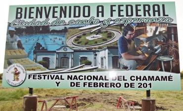 Gerardo Chapino presentó el nuevo cartel de Bienvenido