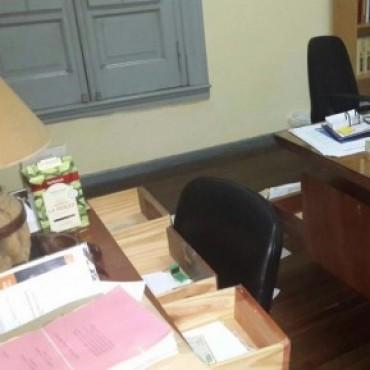 Sospechoso robo en estudio jurídico que denunció a Urribarri