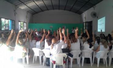 La Asamblea Docente decidió ratificar el NO inicio del ciclo lectivo 2016