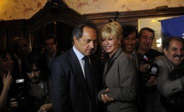 Rabolini dejó a Scioli y está en pareja con un millonario empresario