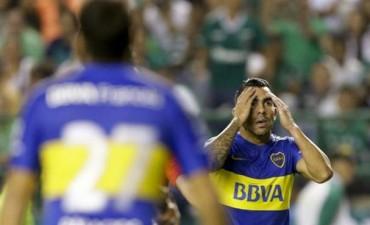 Boca no pudo con el Deportivo Cali y termino empatado