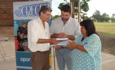 El Municipio articula políticas de Economía Social con la provincia
