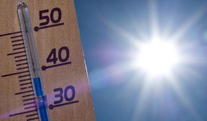 Pronostican que esta semana seguirá el calor y las lluvias llegarían el viernes