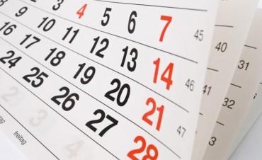 Oficializaron los feriados inamovibles: Cómo queda el calendario 2017
