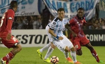 Copa Libertadores: Atlético Tucumán igualó en su debut ante El Nacional