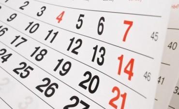 Cómo queda el calendario de feriados tras marcha atrás del Gobierno