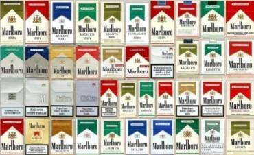 Aumentan 6% los cigarrillos: un atado costará hasta 50 pesos