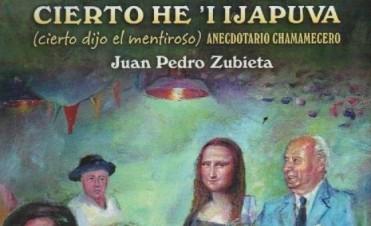 PRESENTACIÓN DE UN ANECDOTARIO CHAMAMECERO EN FEDERAL