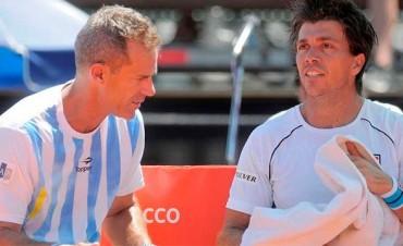 Copa Davis: Berlocq cayó ante Seppi y Argentina complicó la serie con Italia