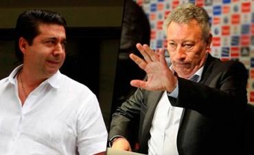 Los escandalosos audios del presidente de Boca con autoridades de la AFA
