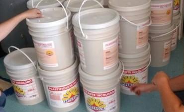 Comienzan la obra de impermeabilización del hospital Urquiza