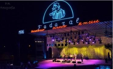 Arranca el Festival Nacional del Chamamé en Federal
