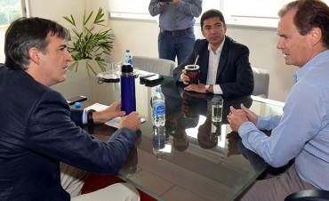 Garantizan financiamiento para infraestructura educativa en Entre Ríos