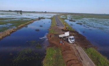 Fuertes lluvias vuelven a golpear a los productores, ahora en Entre Ríos