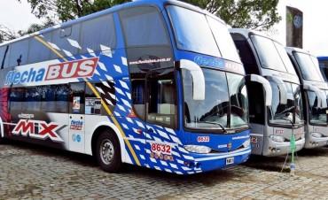 El grupo Flecha Bus se opone al retorno de los vuelos a la región