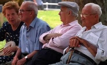 Jubilaciones y pensiones aumentan 12,65% desde el primero de marzo