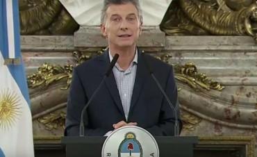 En medio de polémica, Macri ordenó volver a