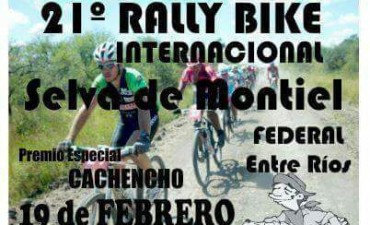 "21º RALLY BIKE INTERNACIONAL ""SELVA DE MONTIEL"""