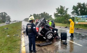 Hace 25 años que no disminuye la cifra de muertos por accidentes de tránsito