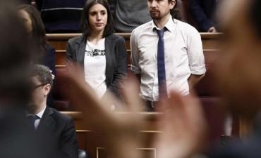 Papelón internacional El incómodo momento de Mauricio Macri en el parlamento español
