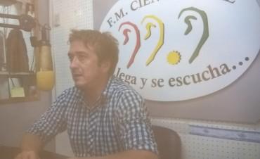 El  Kirchnerismo de Federal en marcha y con la presencia de Marcelo Cresto