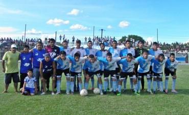 En el final del partido Malvinas logro el pase a semifinales del Provincial de Clubes Campeones