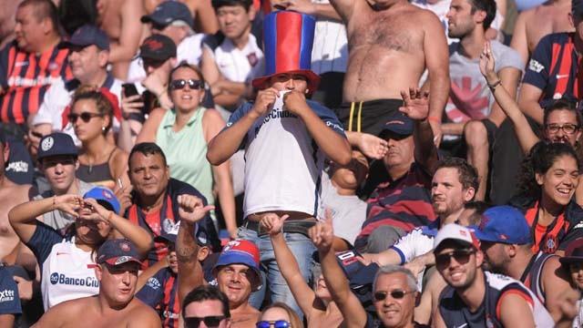 Boca no aprovechó la ventaja e igualó con San Lorenzo en el Nuevo Gasómetro