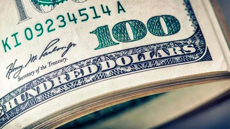 El dólar se dispara y alcanza el récord de $ 20,18