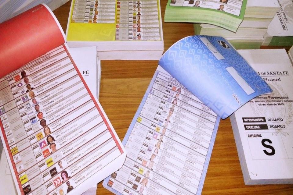 Cómo se votará en 2019, según el proyecto de Bordet