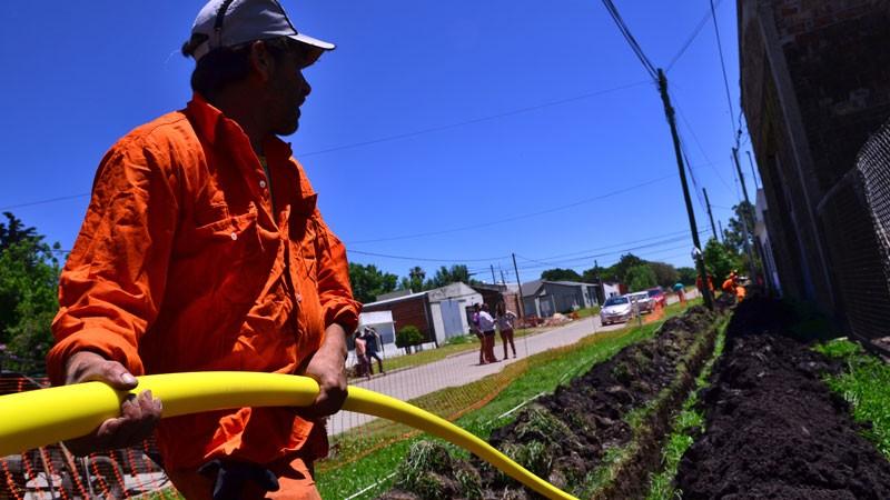 La Provincia invierte más de 200 millones de pesos en desarrollo gasífero