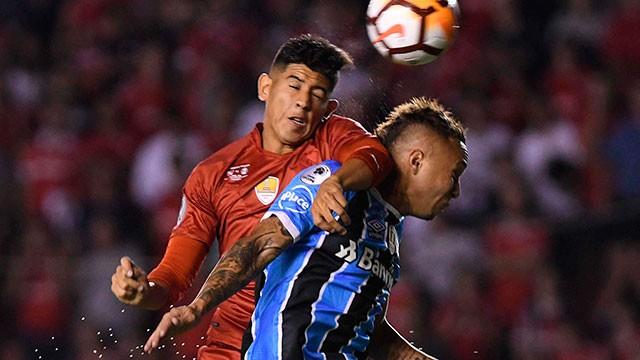 Recopa Sudamericana: Independiente empató con Gremio y ahora definirá en Brasil
