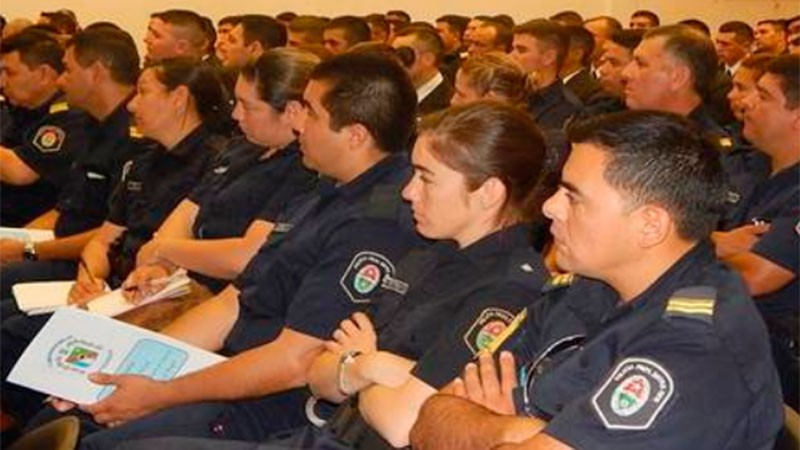 Entre Ríos revisará la modalidad de entrenamiento policial y penitenciario