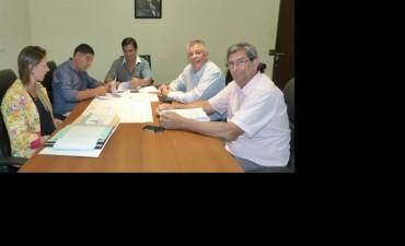 Se firmó el llamado a licitación para ejecutar 296 viviendas en 25 localidades entrerriana entre ellas CONSCRIPTO BERNARDI Y FEDERAL