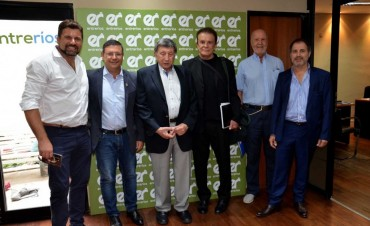 Se presentó en la Casa de Entre Ríos el 43° Festival Nacional del Chamamé