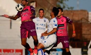 En el Presbítero Grella, Patronato igualó sin goles ante Godoy Cruz