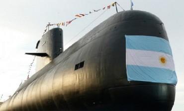 ARA San Juan: La Armada investigará señales a más de mil metros de profundidad