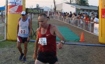 Enrique Costa gano la Maratón Internacional Cachencho en Federal