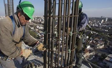 La venta de insumos para la construcción aumentó 14,3% en enero