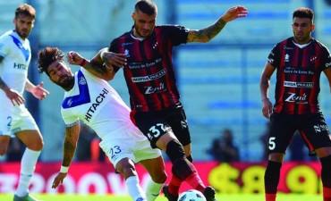 Patronato cosechó una victoria muy valiosa ante Vélez como visitante