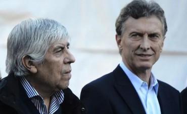 La fractura entre Moyano y Macri pone en jaque la gobernabilidad en AFA