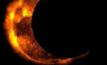 Un eclipse de energía intensa