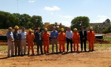 La factura de energía eléctrica, en debate durante la visita de Macri