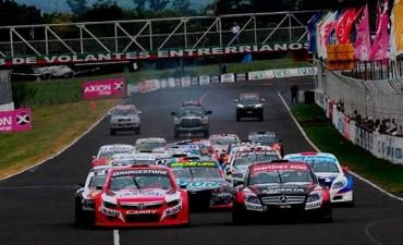 El Top Race pone en marcha la temporada 2018 en Paraná