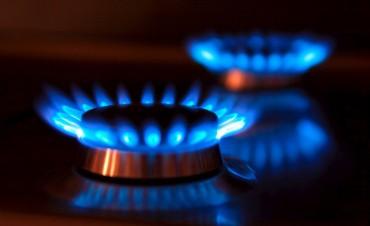 En abril, el gas aumentaría hasta un 58 por ciento