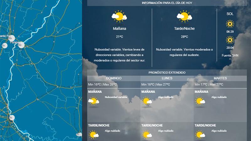 Las lluvias se van por varios días: Pronostican fin de semana fresco y con sol