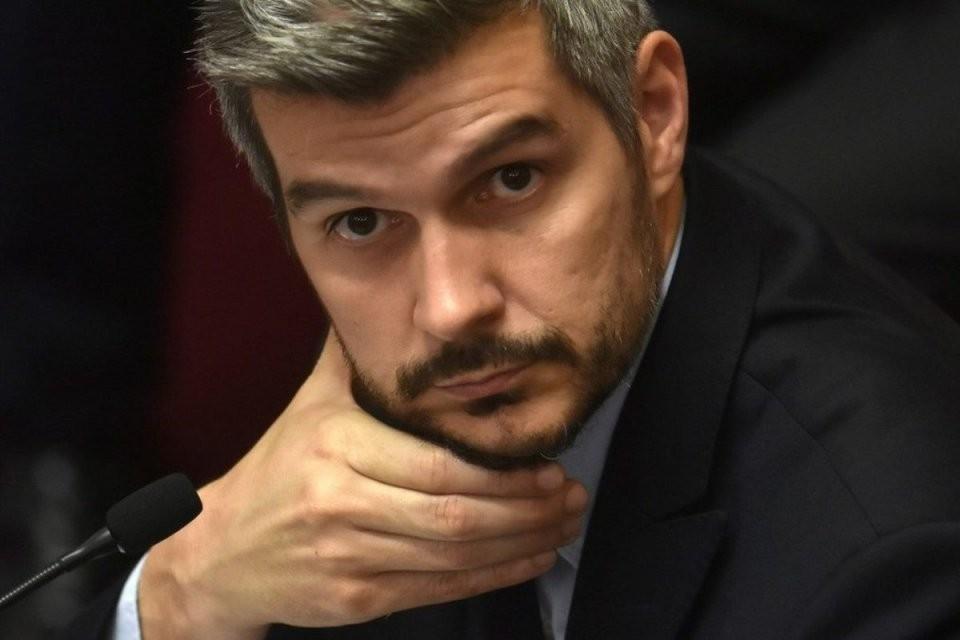 """A Peña """"le gusta"""" la candidatura de Gainza y desaira a Lacoste"""